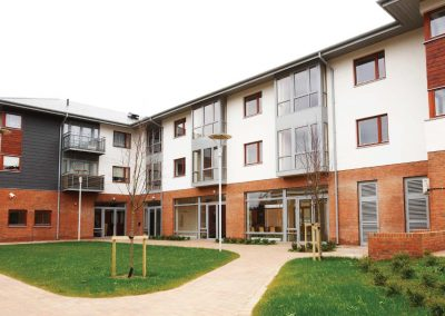 Marewood Court Sheltered Housing